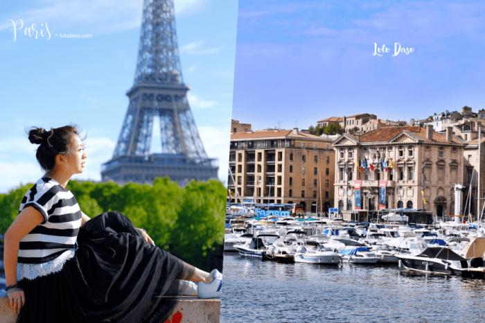 來一場法西火車旅行:巴黎的浪漫・馬賽的蔚藍・赫羅納的中古時光之旅