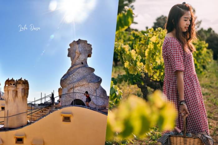 來一場法西火車旅行:挖掘加泰隆尼亞 |巴賽隆納高第之約・蒙賽拉特朝聖・CAVA酒莊之旅