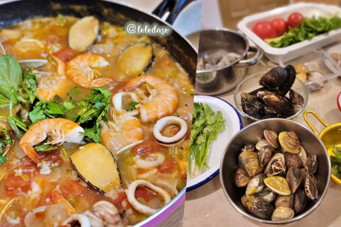 食譜|葡式海鮮飯・不只有西班牙海鮮飯好吃,葡式一樣美味唷!