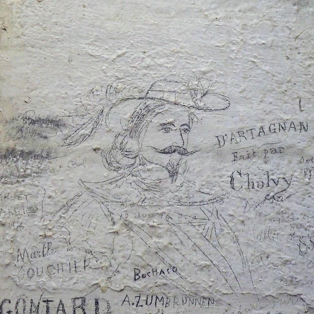Tour de Crest - D'artagnan