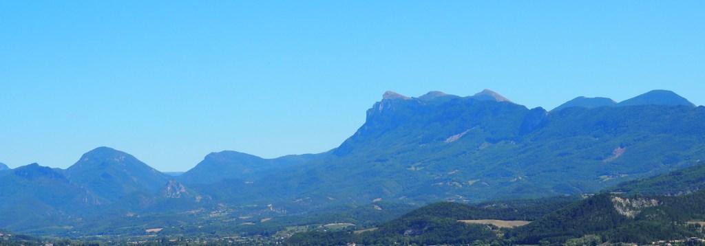 Tour de Crest - Vue panoramique