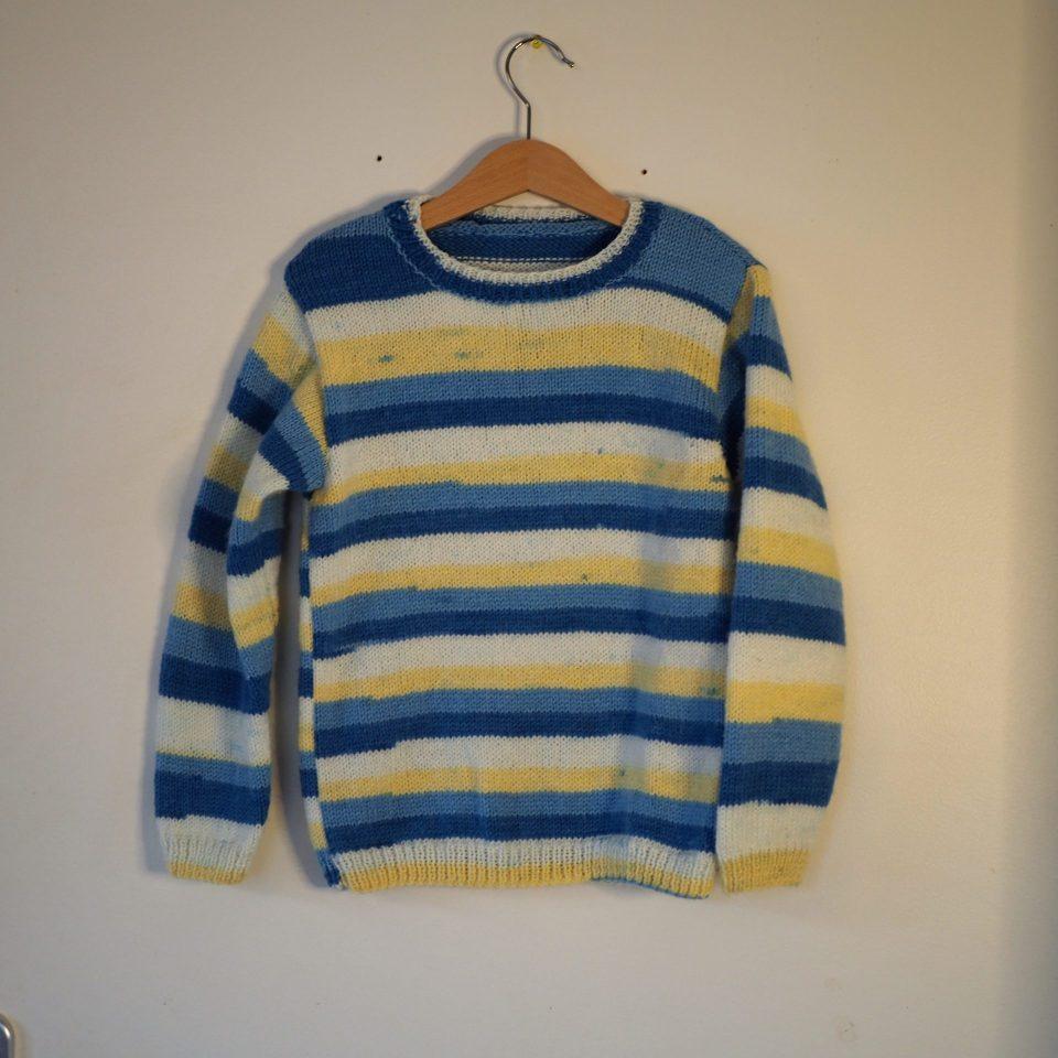 Pull Océan - tricot Pingouin