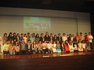 All Participant and Judges of National Chinese Bridge 2010
