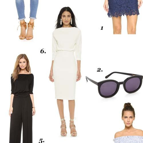 Spring Wardrobe and Trends