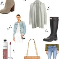 Beauty and Fashion Finds for Fall