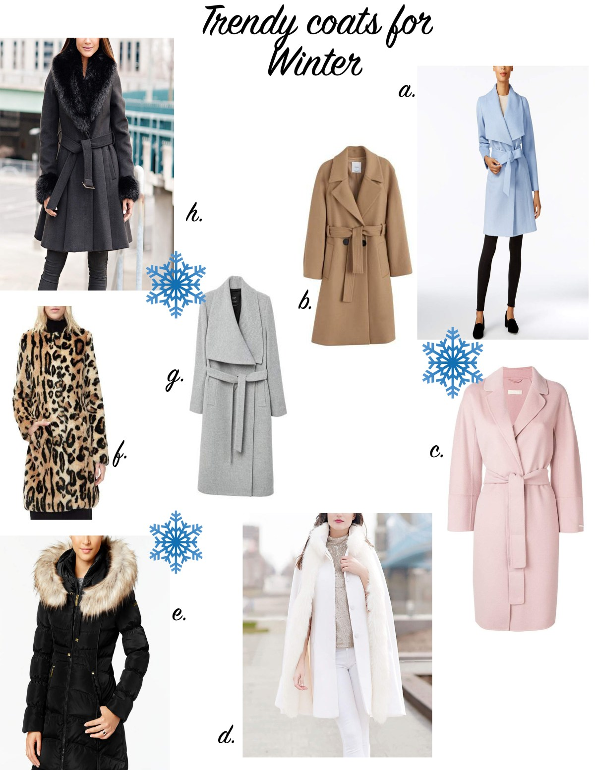 Essential coats to stock up on before winter