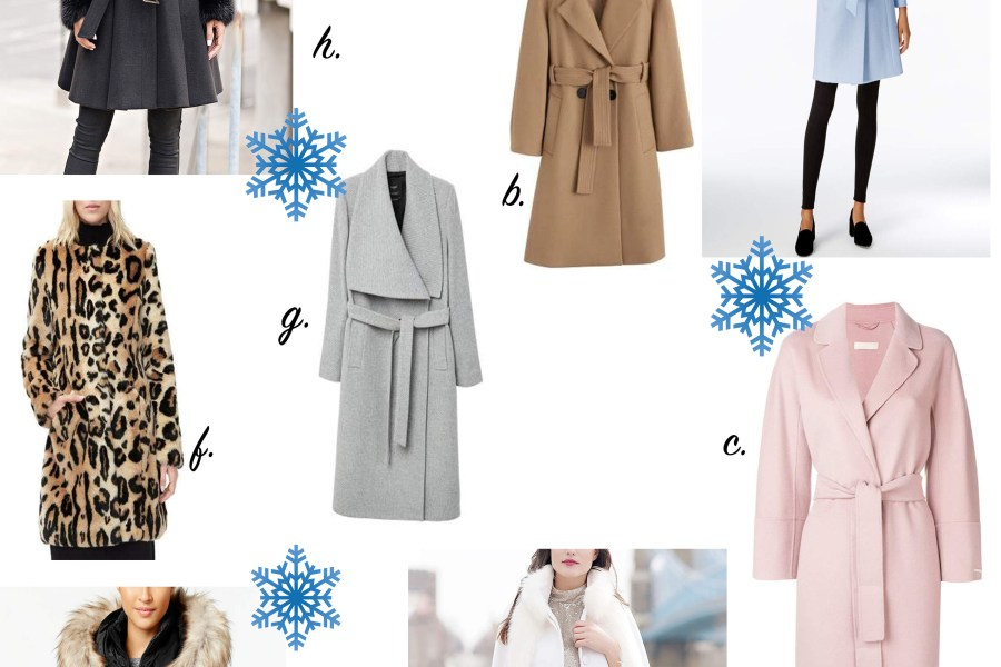 trendy coats that are on sale for this winter