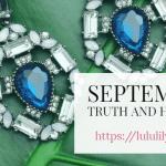 Sapphire, September Birthstone