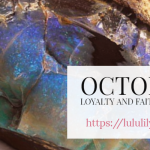 Raw Opal gemstone