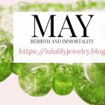 Emerald, Birthstone for May