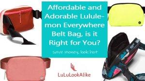 Lululemon Everywhere Bag Featured Image