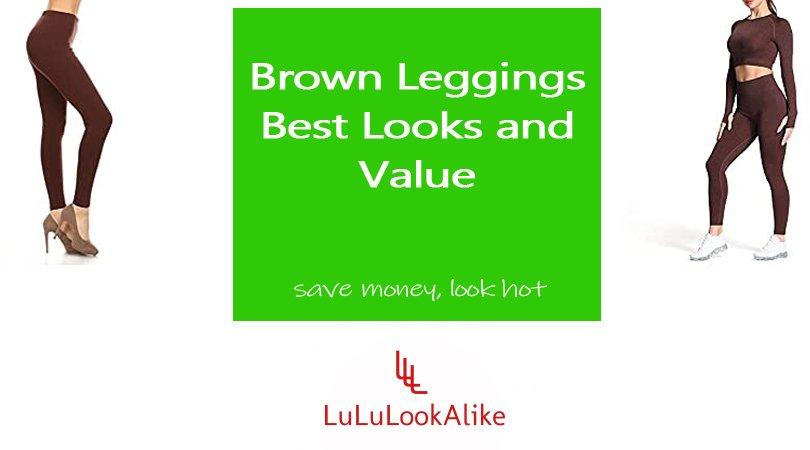 Brown Leggings Featured Image