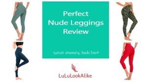 Nude Leggings Featured Image