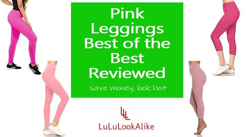 Pink Leggings Featured Image