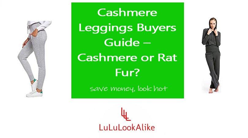 Cashmere Leggings Featured Image