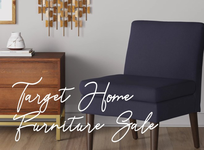 Target Home Furniture Sale