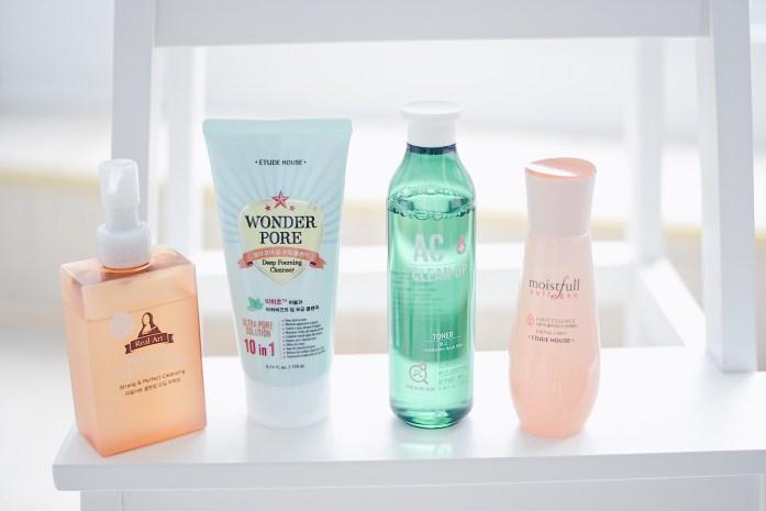 Hautpflege auf Koreanisch - Die zehn Schritte der koreanischen Hautpflege Routine © Luisa Sancelean