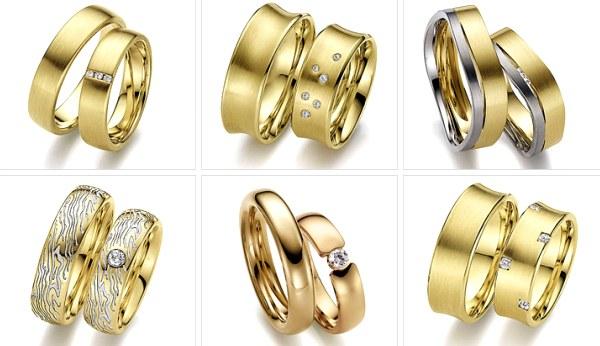 Выбор дизайна кольца