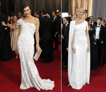 Длинное платье свадебное в стиле оскар