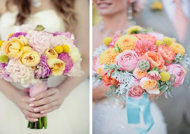 Как сделать букет свадебный своими руками