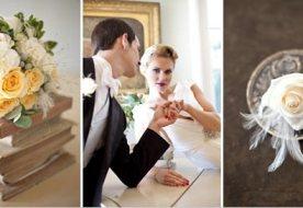 Винтажная свадьба: сочетание простоты и элегантности