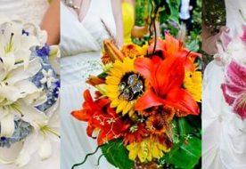Свадебный букет из лилий: нежность и изысканность