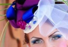 Свадебный букет фиолетовый – символ роскоши и богатства