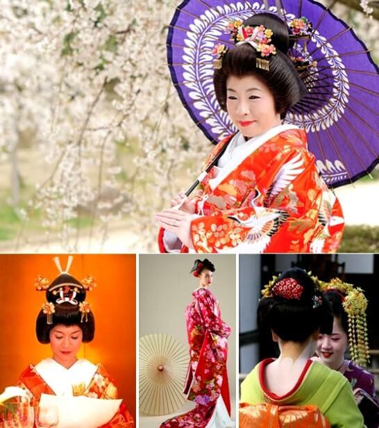 кимоно для невесты