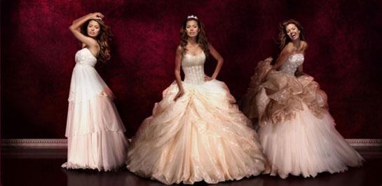 варианты платья для невесты