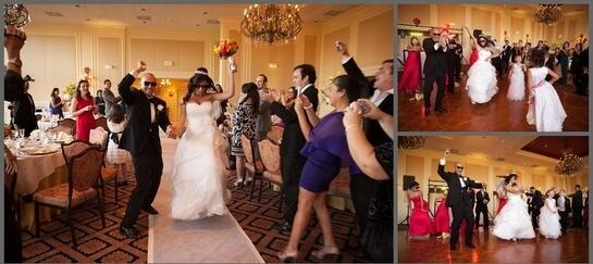 Свадьба в стиле Гангнам