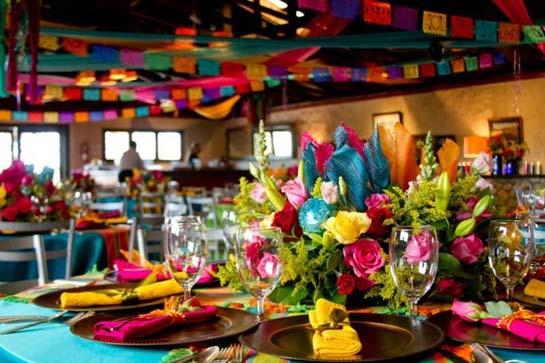Как организовать свадьбу в мексиканском стиле