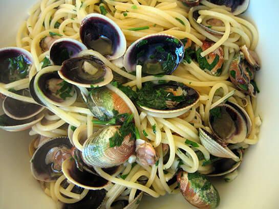 соблазнительная итальянская кухня