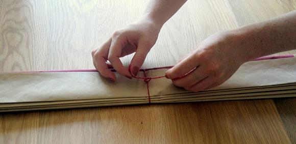 Бумажные помпоны на свадьбу инструкция