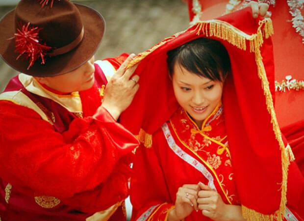 Свадьба в Китае: традиции
