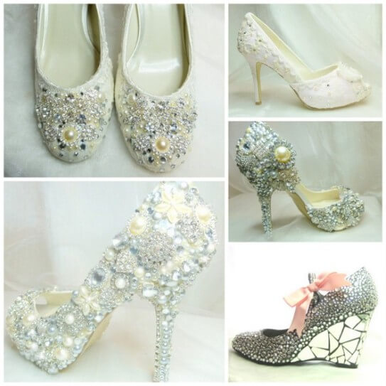 туфли для золушки