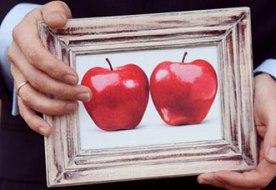 Яблочная свадьба: яркий сладкий праздник в окружении даров природы