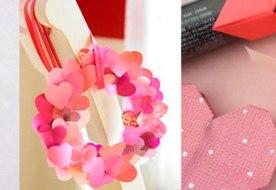 Сердечко из бумаги: свадебное украшение своими руками по инструкции!