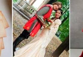 Свадьба в рыцарском стиле: подвиг во имя прекрасной дамы