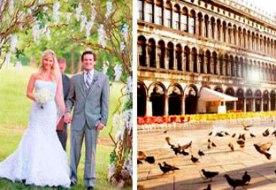 Свадьба в европейском стиле – простота, элегантность и хороший вкус
