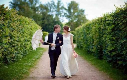 свадьба в кусково