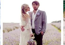Лавандовая свадьба в стиле прованс: нежная и по-французски утонченная