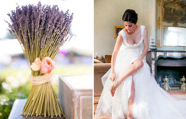 Изысканная простата и французский шарм в стиле прованс для невесты