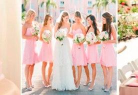 Свадьба в розовом стиле: декор праздника в нежных тонах (часть 1)