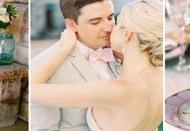Декор свадьбы в стиле Шебби Шик: изысканность с налетом старины