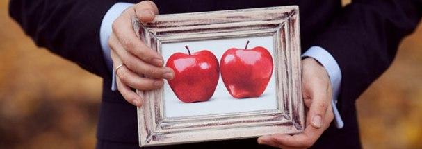 Идеи для свадьбы яблочной