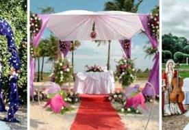 Выездная регистрация брака: как сделать свою свадьбу незабываемой?