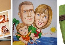 Подарок на бумажную свадьбу: мужу сюрприз от открытки до картины