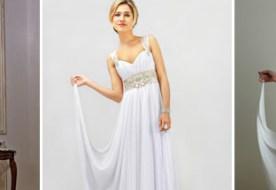 Свадебные платья ампир: их заслуживают не только богини!