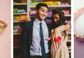 Помолвочные кольца как символ верности и искренней любви