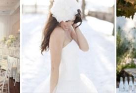Свадебная палитра: воздушный белый